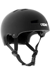 TSG Nipper Mini Solid Color Helm kids (flat black)