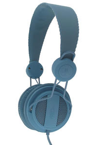 WeSC Oboe Solid Seasonal Headphones (mechanical blue)