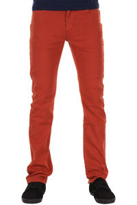 REELL Skin Stretch Jeans (burnt orange)