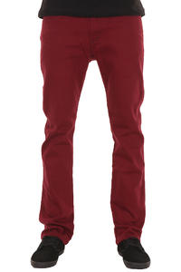 REELL Razor Jeans (wine red)