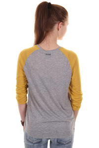 Insight Ashes To Ashes Longsleeve girls (grey marle)