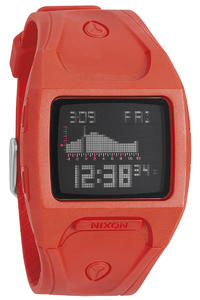 Nixon The Lodown Uhr (neon orange)