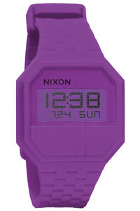 Nixon The Rubber Re-Run Uhr (rhodo)
