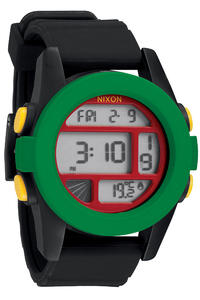 Nixon The Unit Uhr (rasta)