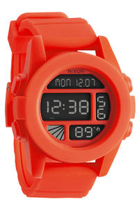 Nixon The Unit Uhr (neon orange)