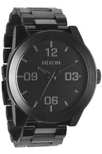 Nixon The Corporal SS Uhr (all black)