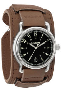 Nixon The Axe Uhr (black saddle)