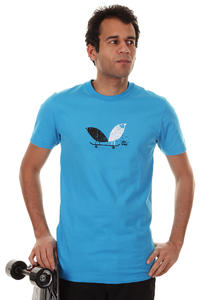 Playboard Birds T-Shirt (saphire)