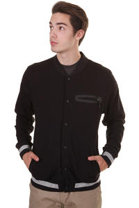 Nixon Onyx Button Up Jacket (black)