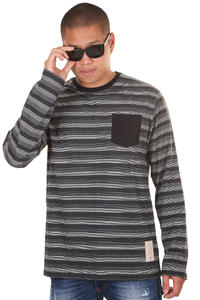 Nixon Moniker Longsleeve (black)
