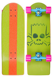 "Santa Cruz x The Simpsons Bart Model 8.8"" x 27"" Cruiser (green)"
