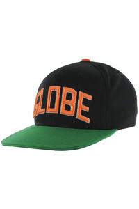 Globe Bones Starter Cap (black)