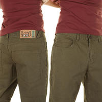 Globe Goodstock Jeans (field green)
