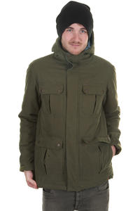Globe Infantry Jacke (army green)