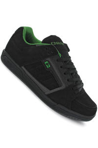 Globe Liberty Schuh (black moto green charcoal)