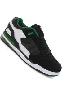 Globe Viper Shoe (black white green)