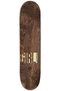 "Girl Kennedy Big Girl Invert 8"" Deck (brown)"