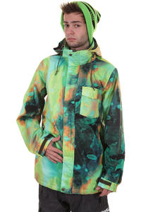 Nike Bellevue Snowboard Jacke (stadium green)