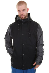 Nike Hazed Snowboard Jacke (black midnight fog)