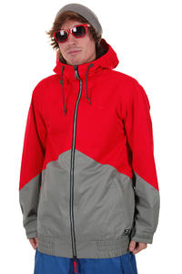 Nike Kampai Snowboard Jacke (challenge red)