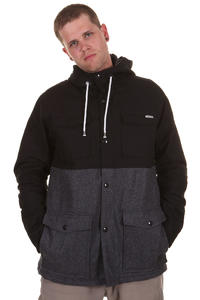 Etnies Gothenburg Jacket (black grey)