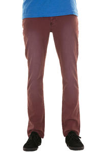 Etnies Slim Fit Jeans (oxblood)