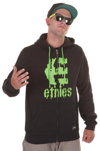 Etnies Drool Zip-Hoodie (black)