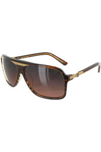 VonZipper Stache Sunglasses (translucent tort grey orange)