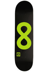 "SK8DLX Nerd Is Over Series 8.25"" Deck (black green)"