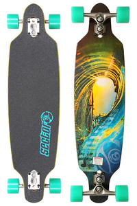 Sector 9 Fractal 36&quot; (91,5cm) Komplett-Longboard