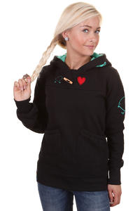 Aeme Steff Hoodie girls (black)