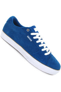 Emerica HSU 2 Low Fusion Suede Schuh (blue white gum)