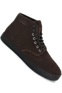 Emerica High Laced Shoe (dark brown)