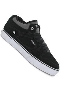 Emerica HSU Canvas Schuh (black orange white)
