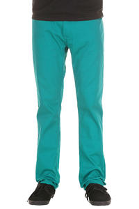 Emerica HSU Saratoga Twill Pants (teal)