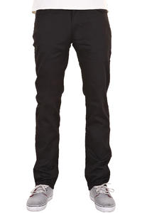 Emerica HSU Saratoga Twill Hose (black)