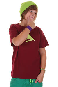 Emerica Triangle 7.0 T-Shirt kids (maroon)