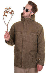 Record Becker Jacke (brown)