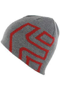 Etnies Icon Outline Beanie (grey red)