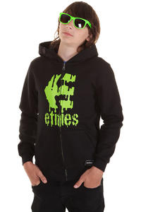Etnies Drool Zip-Hoodie kids (black)
