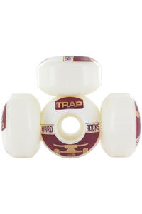 Trap Skateboards Hard Rocks 53mm Rollen 4er Pack