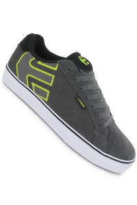 Etnies Fader Vulc Shoe (grey lime white)
