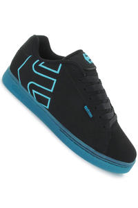 Etnies Fader Schuh (black black blue)