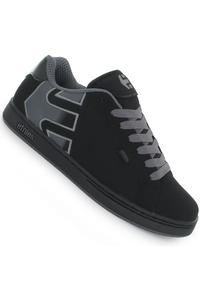 Etnies Fader Schuh (black black silver)