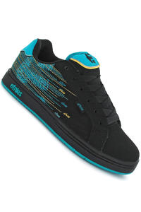 Etnies Fader Schuh girls (black black royal)