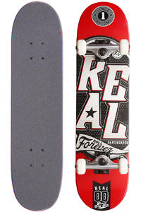 "Real League 7.3"" Komplettboard kids (red)"