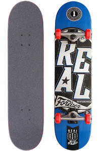 "Real League 7.75"" Complete-Board (blue)"