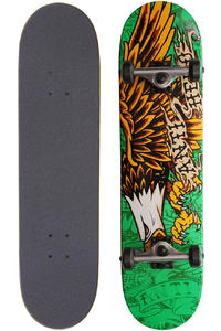 "Anti Hero Eagle Payback 7.75"" Complete-Board (green)"