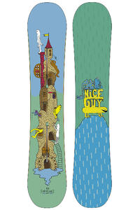 Burton Mr. Nice Guy 155cm Snowboard 2012/13