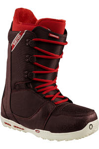 Burton Rampant Boot 2012/13  (brown red)